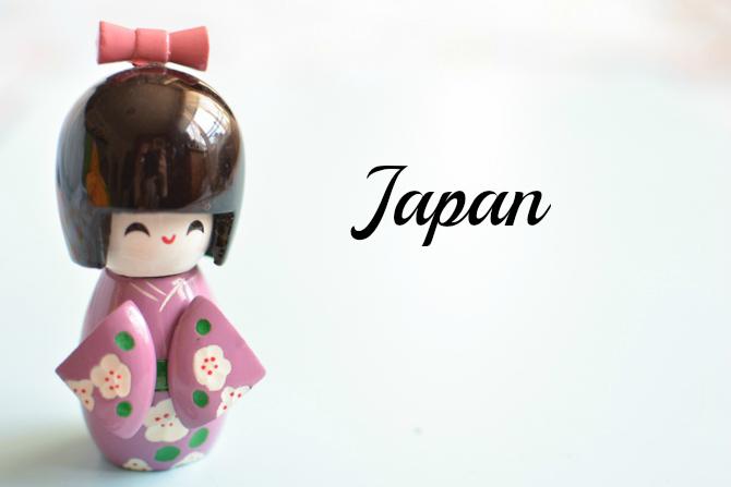 japanese geisha doll cute