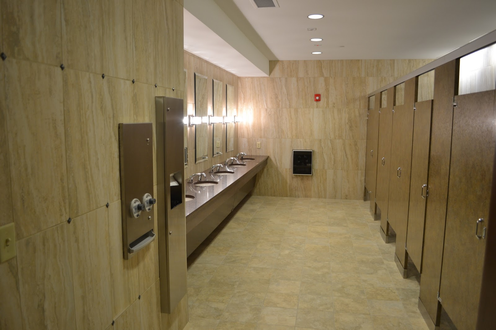 The Center Renovated Bathrooms