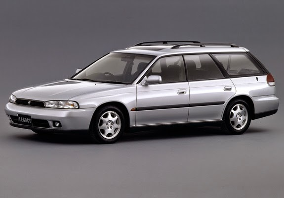 the ultimate car guide subaru legacy generation 2 1996. Black Bedroom Furniture Sets. Home Design Ideas
