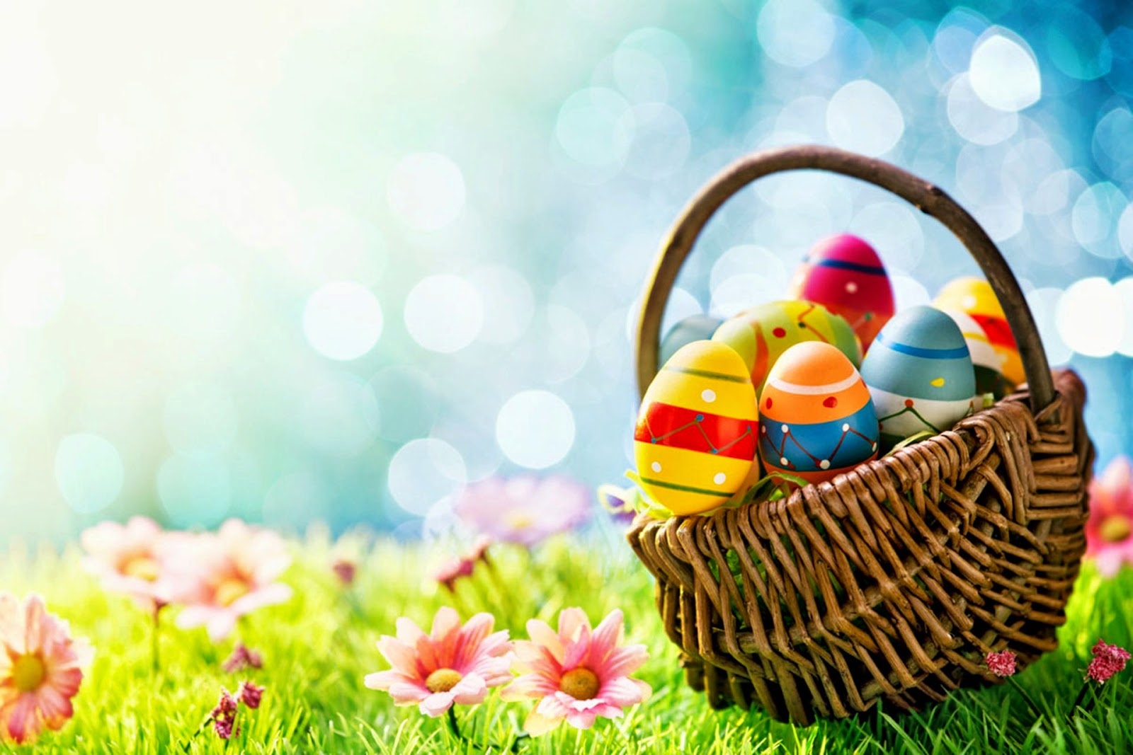 happy easter eggs hd - photo #27