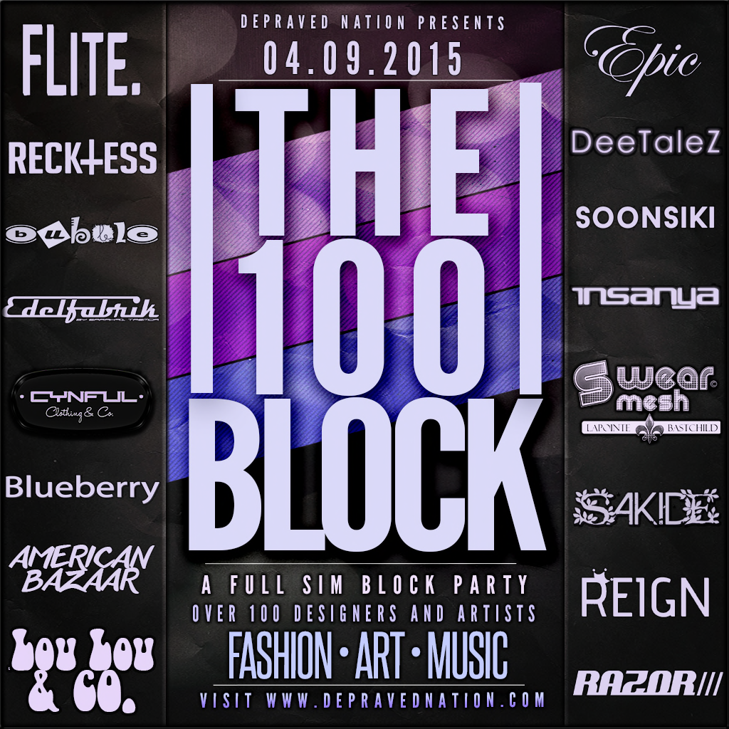 The 100 Block Event
