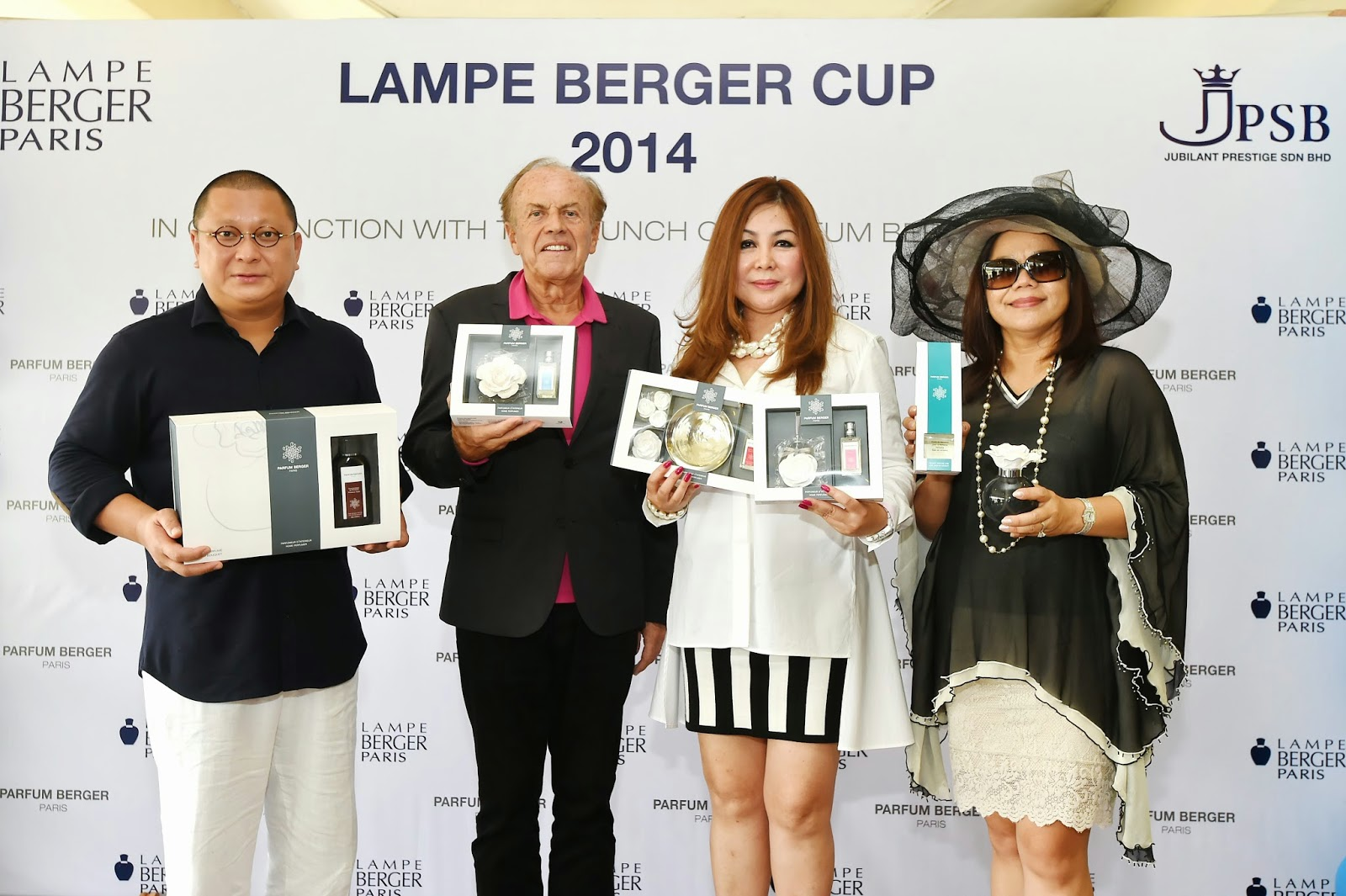 Kee Hua Chee Live!: LAMPE BERGER MALAYSIA UNDER DATO JULIE LIM HOSTS ...