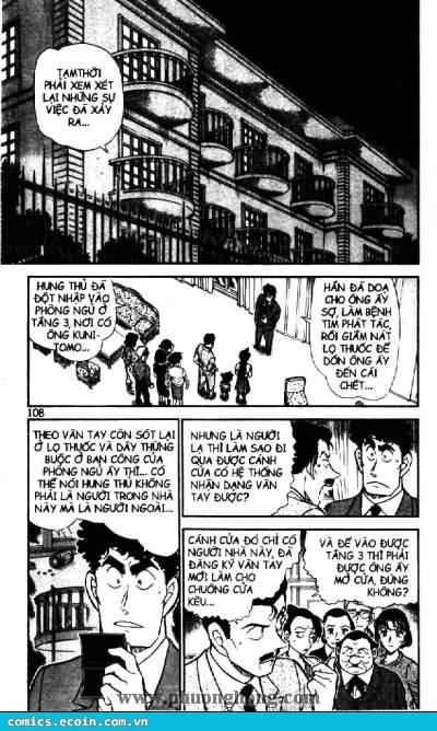 Detective Conan - Thám Tử Lừng Danh Conan chap 497 page 2 - IZTruyenTranh.com
