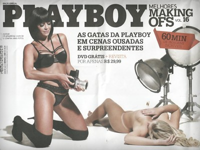 Baixar DVD Playboy Melhores Making Ofs Vol.16