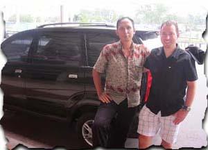 yogyakarta tour driver service