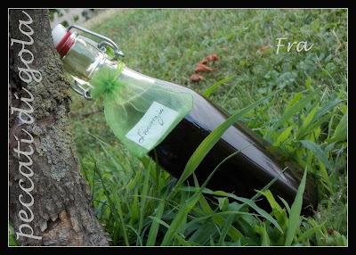 anima nera - liquore alla liquirizia
