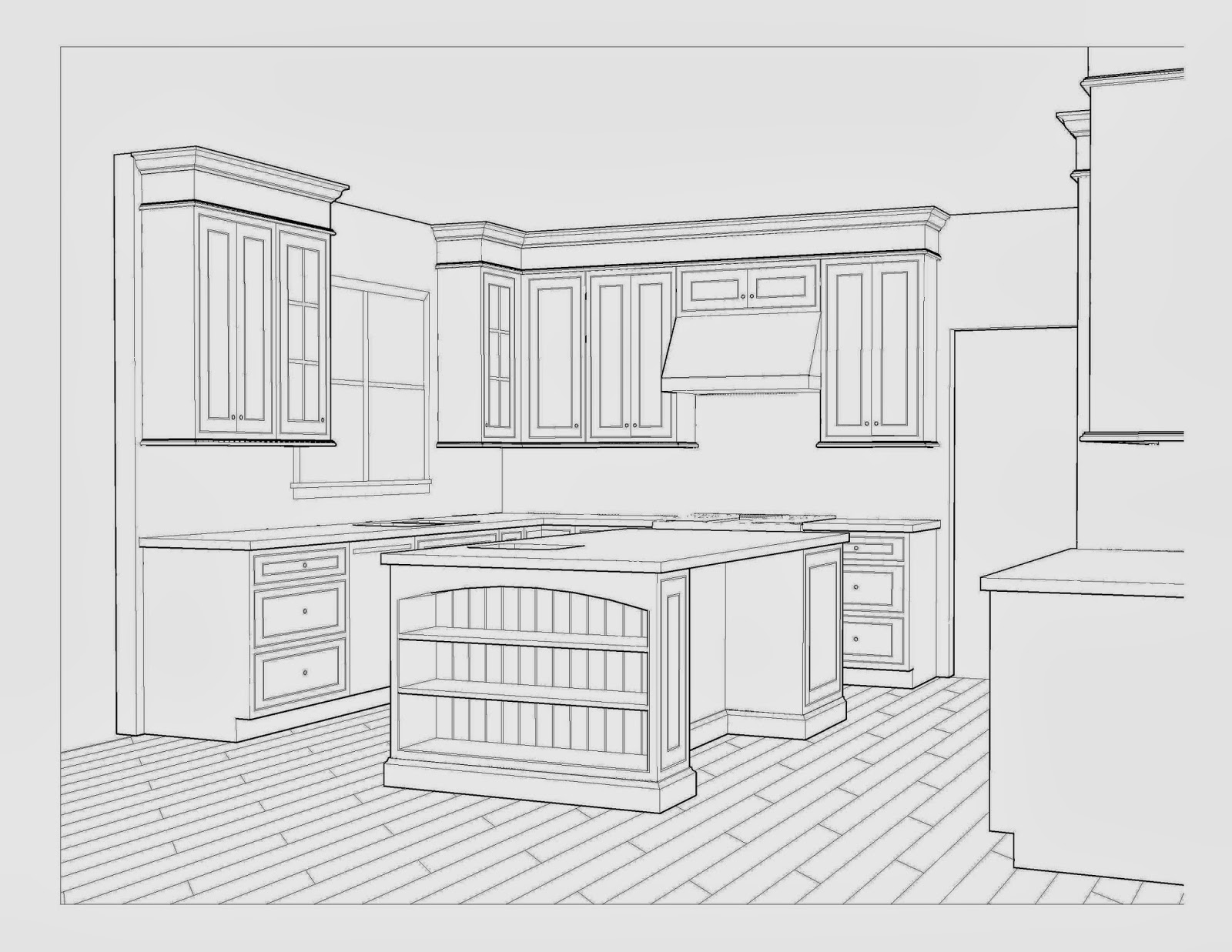 702 Hollywood Cad Drawing Service