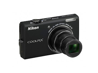 Nikon Coolpix S6200 Black