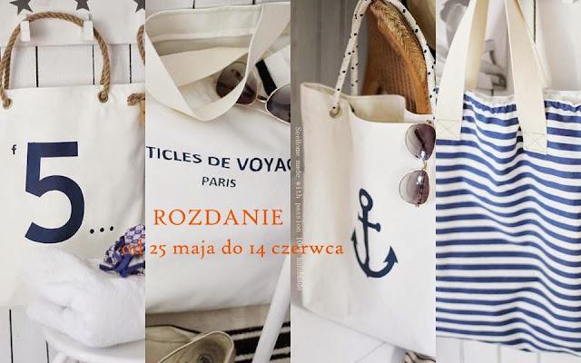 Wybierz torbę dla siebie. Rozdanie ze sklepem internetowym seehome.pl