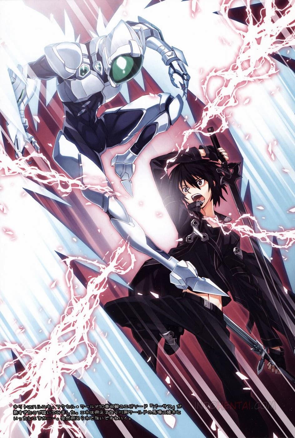 Sword Art Online Manga Hentai Extra