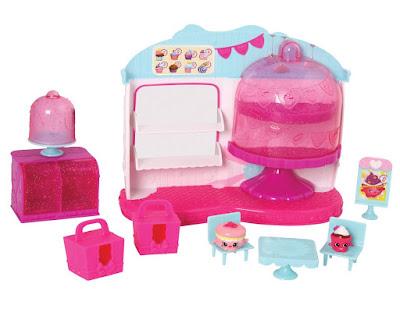 TOYS : JUGUETES - Shopkins - Cupcake Queen Cafe  Producto Oficial | A partir de 5 años  Comprar en Amazon España & buy Amazon USA