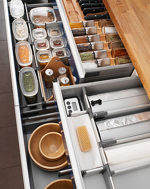 Organize your soul organize storage space in your kitchen