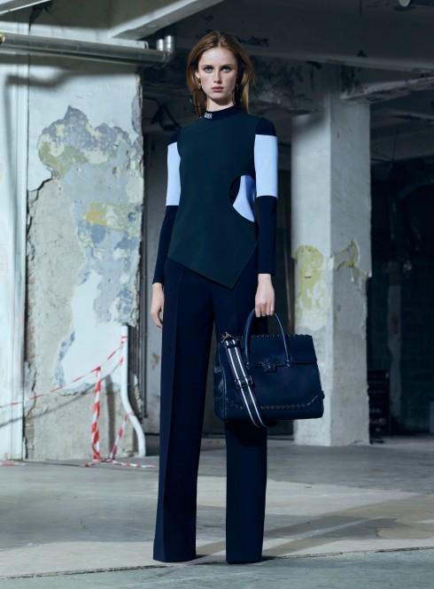 Bộ sưu tập thời trang Versace Pre-Fall 2016