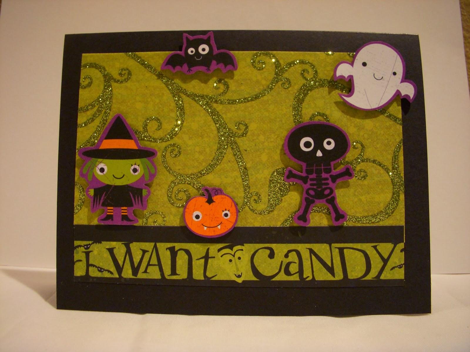 Love Fields: World Cardmaking Day (Halloween) - World Halloween Day