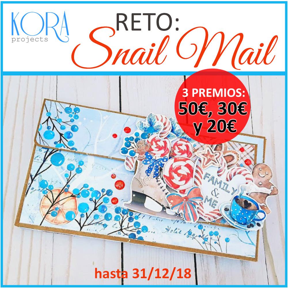 Reto Snail Mail