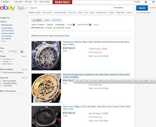 barang yang akan di beli di ebay