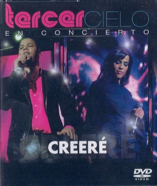 Tercer Cielo Creere DVD