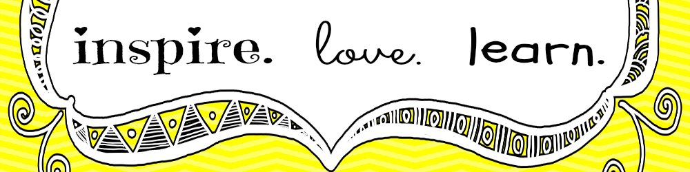 inspire. love. learn.