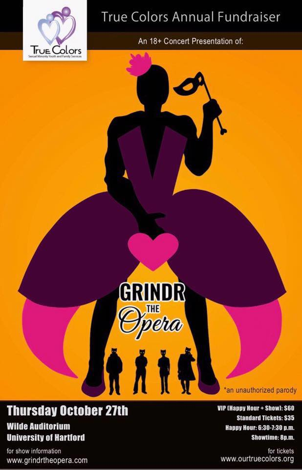 Grindr the Opera