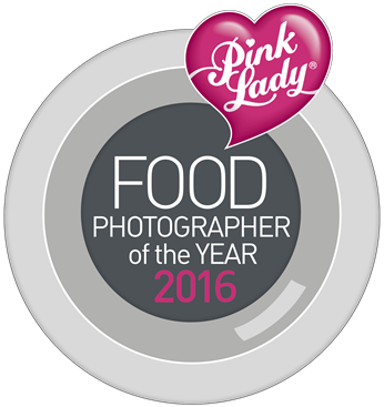 Short listed for Pink Lady food Photographer of the year 2016