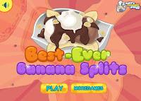 Permainan Memasak Ice Cream Pisang Coklat