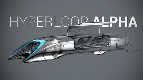 Transporte de pessoas por tubo, esse é o sistema futurístico Hyperloop.