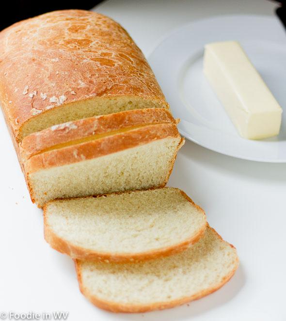 Click for Recipe for Homemade White Bread