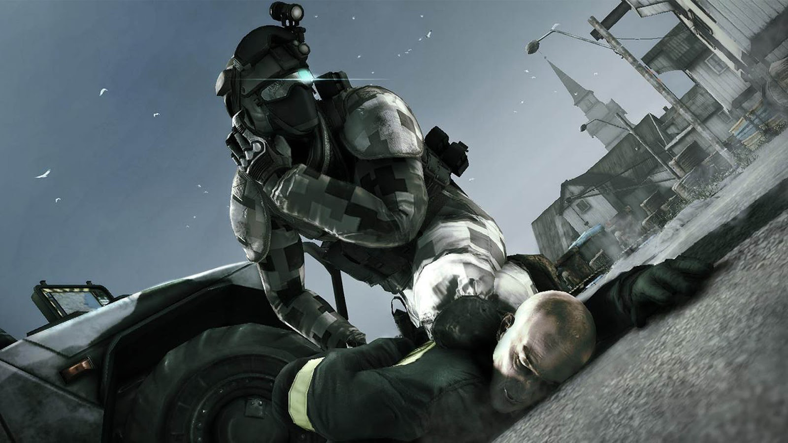 Ghost Recon Future Soldier HD & Widescreen Wallpaper 0.309242031633604