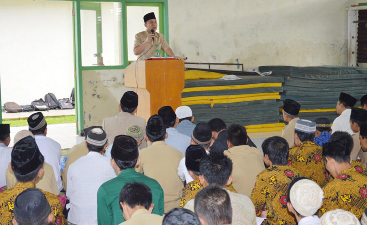 download program kerja kepala madrasah