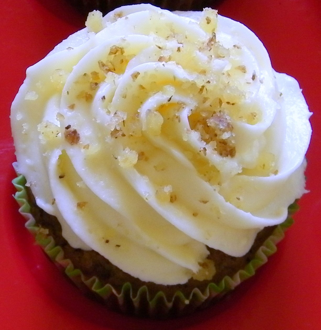 Wilton Carrot Cake Cupcake Recipe