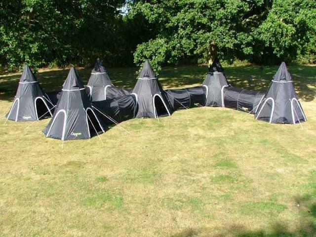 модульная палатка для похода
