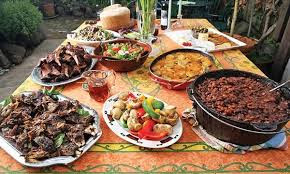 traditional serbian food