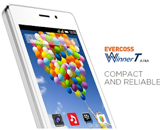 Harga Terbaru Spesifikasi Evercoss Winner T