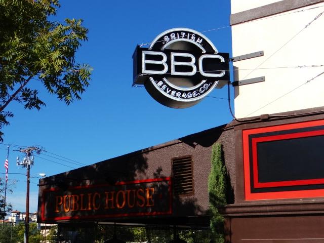 BBC restaurant