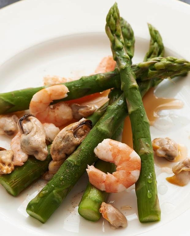 Interesting Nutrition Facts About Fish and Some Recipe Ideas ! Aspshellfish