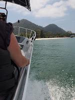Babi Besar speedboat