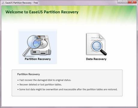 Cara Mengembalikan Data Harddisk Yang Terformat atau Hilang