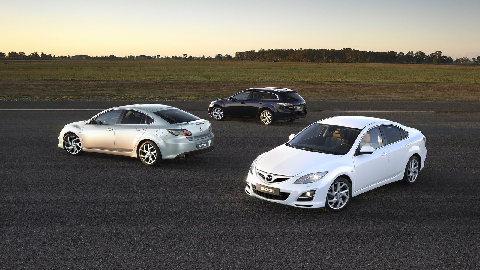 Mazda 6 Sedan | AUTO REVIEW