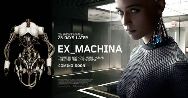 Ex Machina 2015 DVDRip Subtitles Indonesia Download Film nya