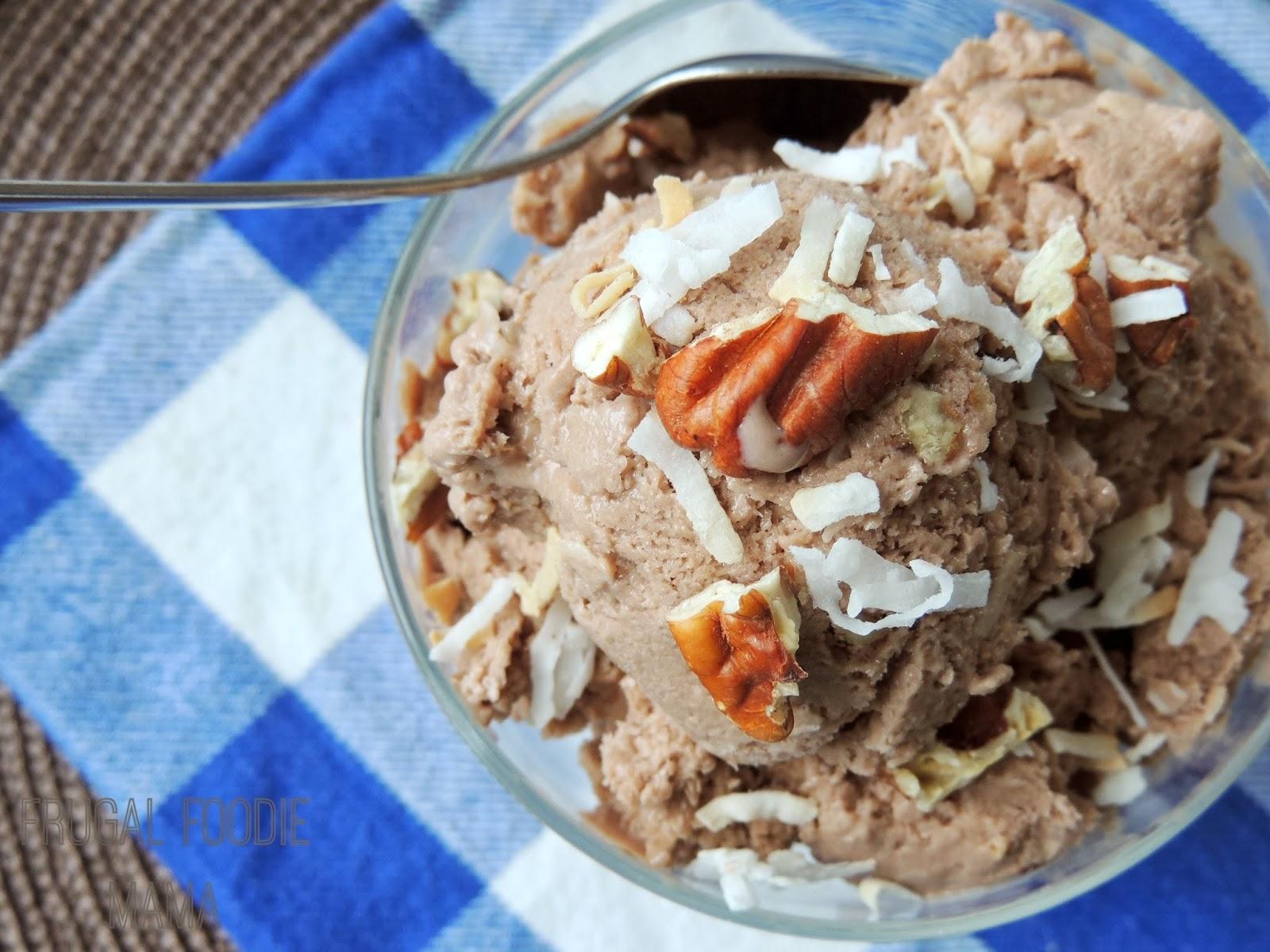 http://www.thefrugalfoodiemama.com/2014/03/skinny-german-chocolate-ice-cream_10.html