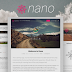 Nano | Minimalist & Highly Customizable WP Blog