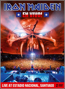 Download Iron Maiden: En Vivo BDRip 2012