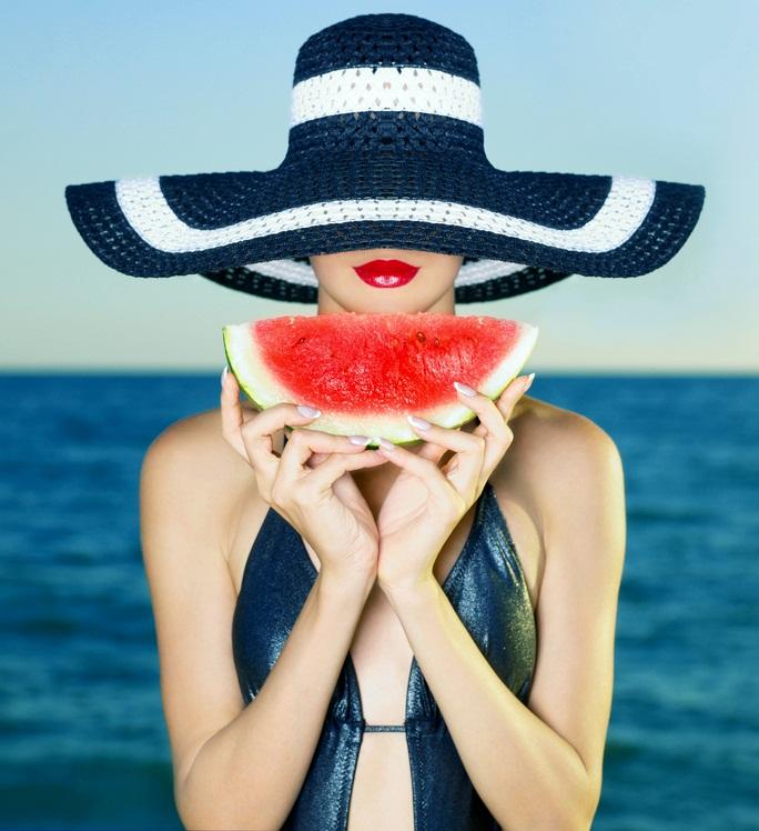 semangka untuk perawatan kulit wajah peras buah semangka secukupnya ...