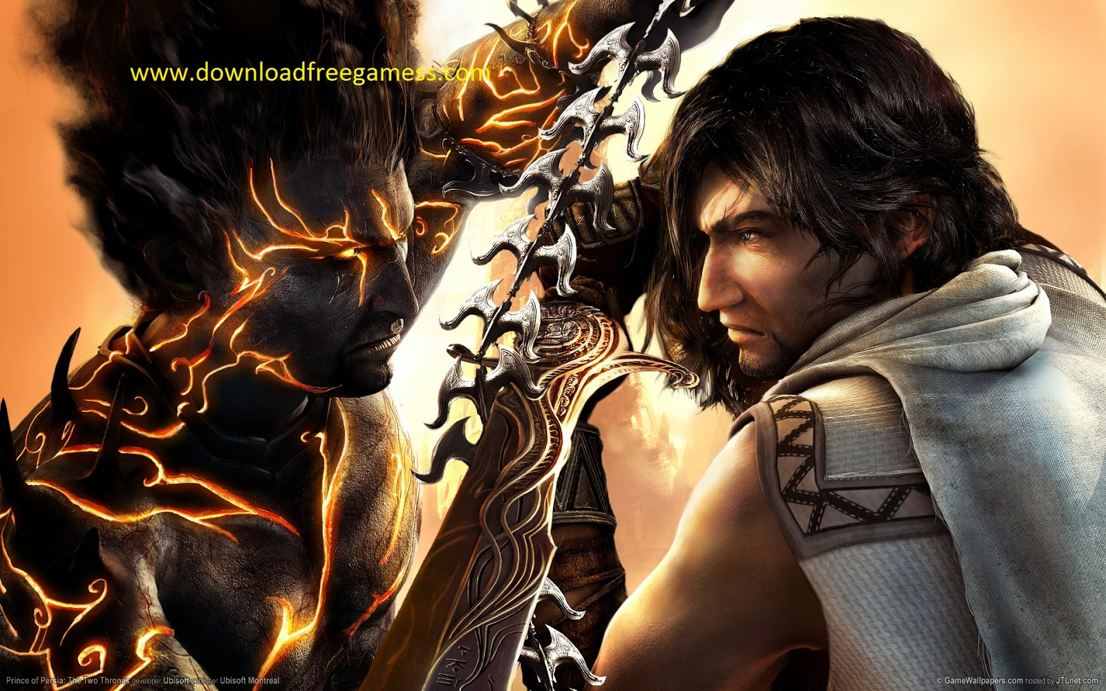 Download Prince Of Persia Two Thrones