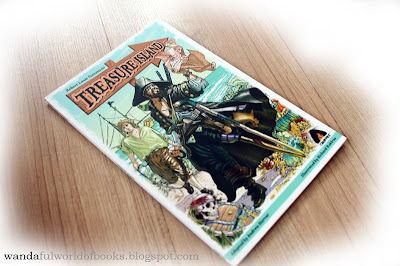 Treasure Island Graphic Novel by Campfire
