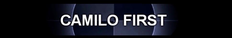 Camilo First Blog