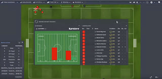 Steps to analysing team performance on FM 2016