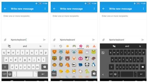 xperia keyboard untuk semua android