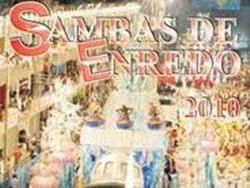Foto da capa do CD dos Sambas  Enredo 2010 das Escola do Grupo de Acesso.