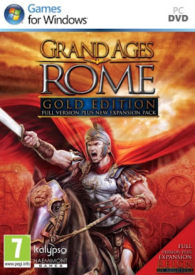 Grand Ages: Rome (Gold Edition) PC Cover